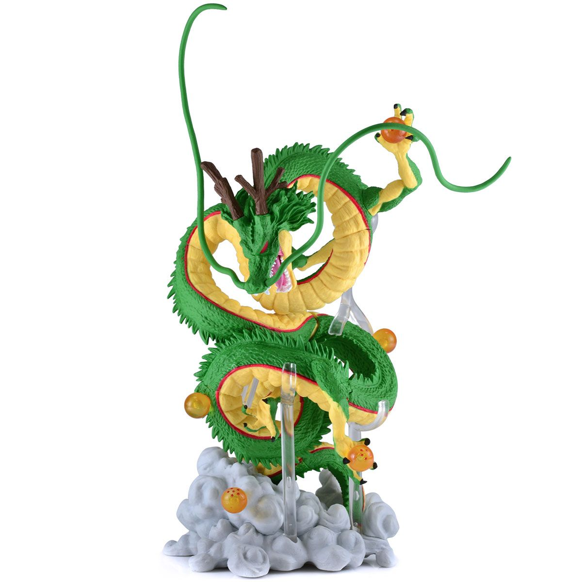 Dragon Ball Z - Action Figure - Creator X Creator - Shenlong Verde