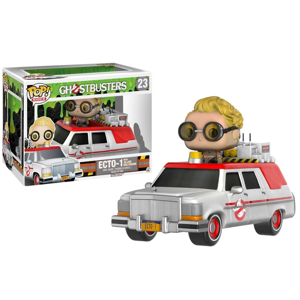 ECTO-1 Jillian - Ghostbusters Funko POP! Vinyl