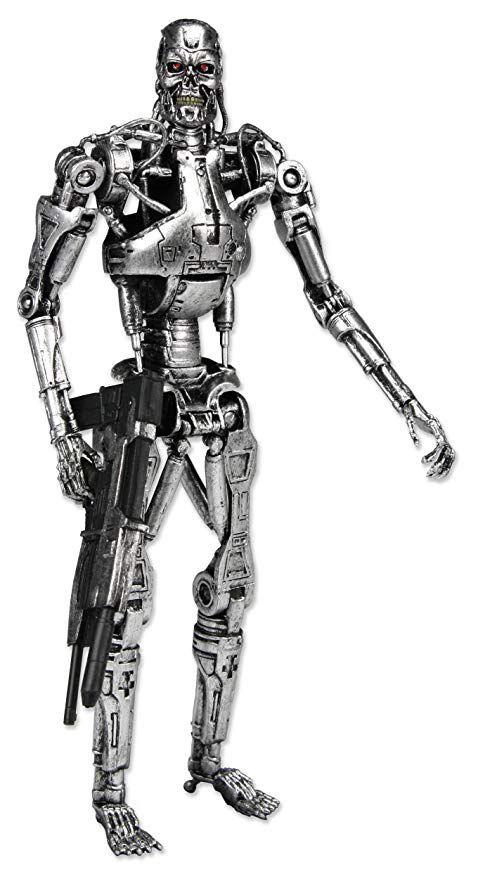 Endoskeleton - Exterminador do Futuro - Action Figure - Neca