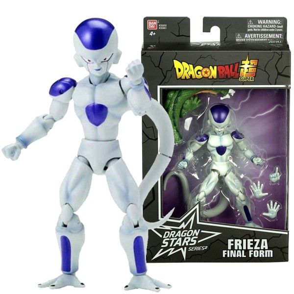Freeza Final Form Boneco Dragon Ball Super Articulado Bandai Dragon Stars Series