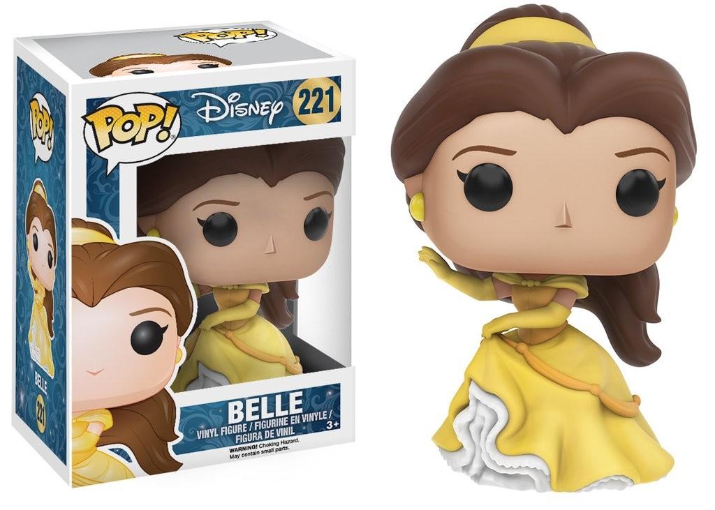 Funko Pop! Disney Belle - Bela E A Fera - Beauty & The Beast