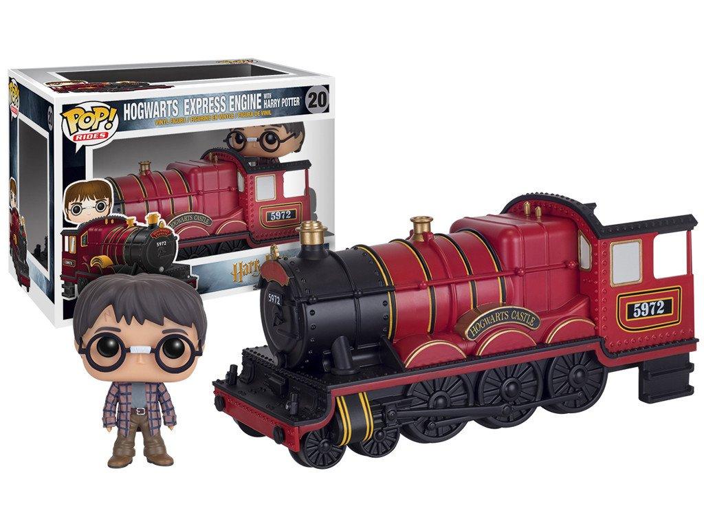 Funko Pop Rides - Harry Potter Hogwarts Express Engine Train