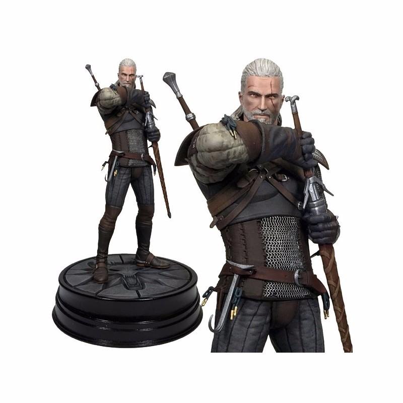 Geralt of Rivia - The Witcher 3 - Dark Horse Deluxe