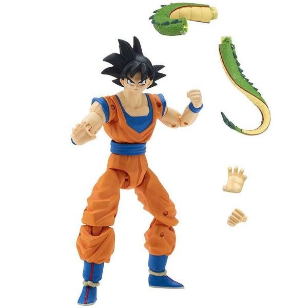 Goku Dragon Stars Series Dragon Ball Super Bandai - com Peça Colecionável
