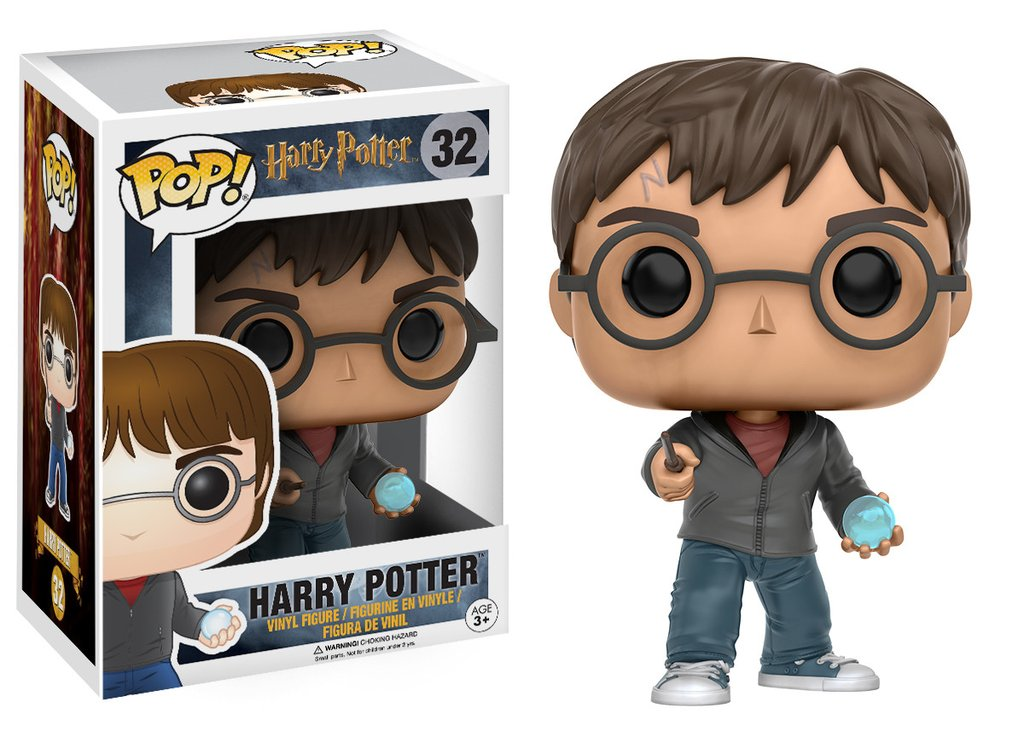 Harry Potter With Prophecy Funko Pop Movies