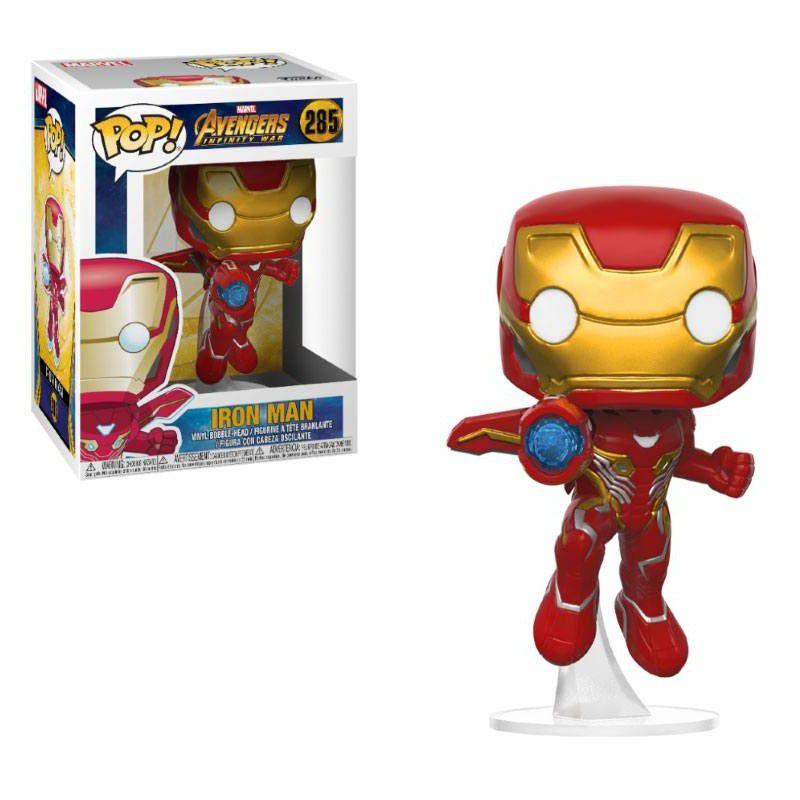 Homem de Ferro Iron Man - Vingadores Funko Pop