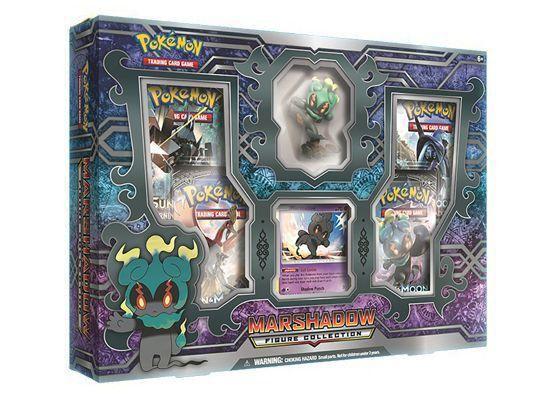Jogo Deluxe - Box Pokémon com Miniatura - Marshadown - Copag
