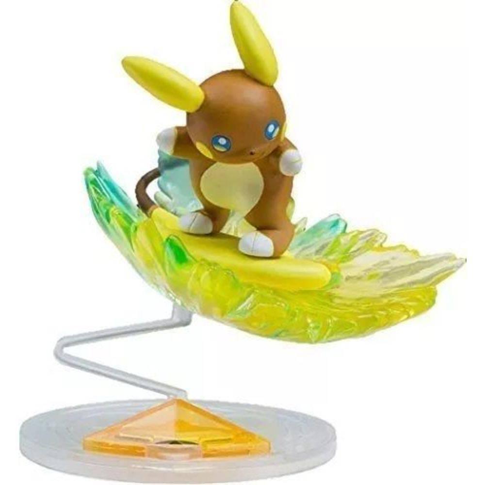 Jogo Pokémon - Box Raichu de Alola - Copag