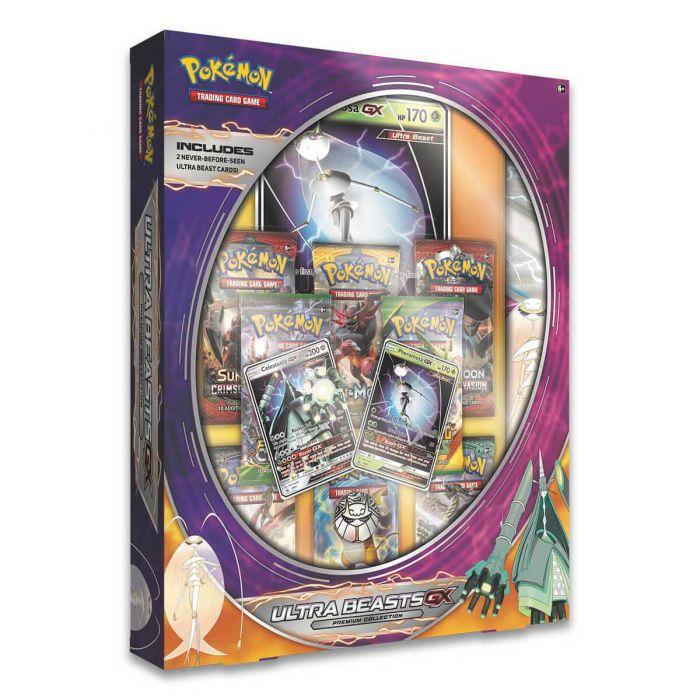 Jogo Pokémon - Ultracriaturas GX - Pheromosa-GX - Copag