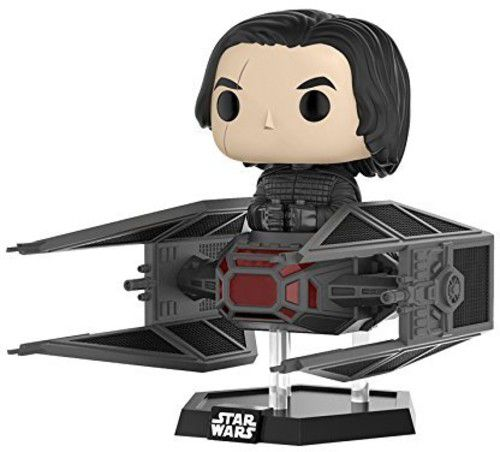 Kylo Ren - With Tie Fighter Star Wars Os Últimos Jedi Funko Pop