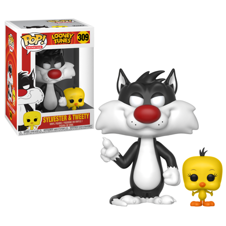 Looney Tunes Piu Piu e Frajola - Funko Pop
