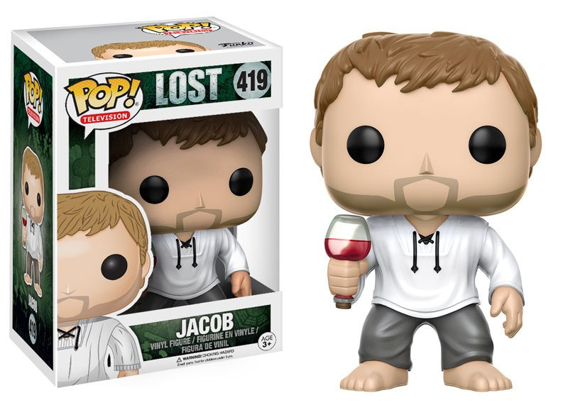 LOST - JACOB FUNKO POP! TV