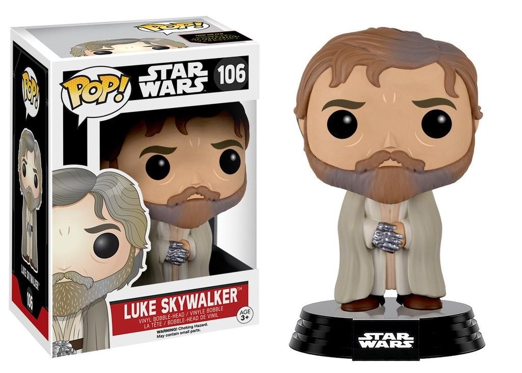 Luke Skywalker Funko Pop! Star Wars
