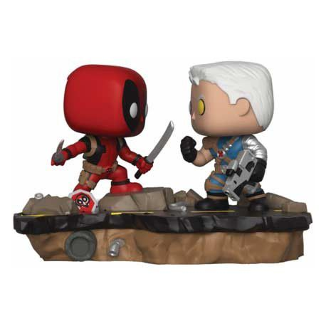 Marvel Deadpool VS Cable -Funko POP 318