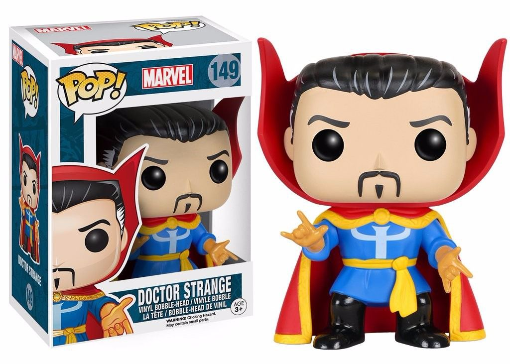 Marvel Doctor Strange Classic Funko Pop