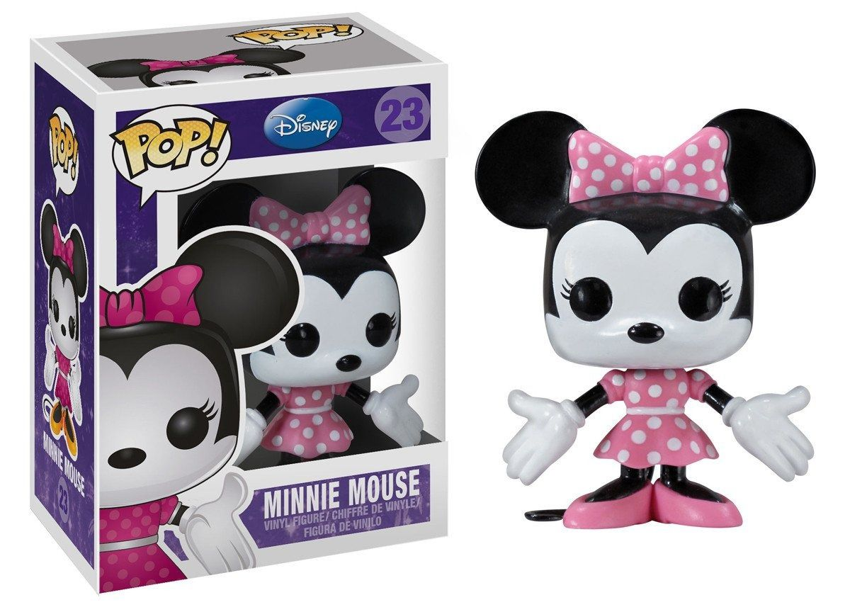 Minnie Mouse - Funko Pop! Disney