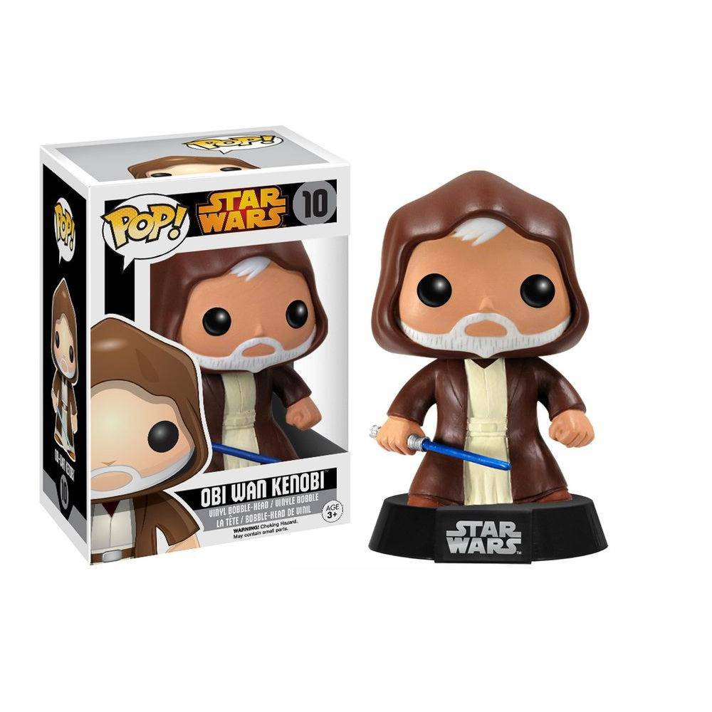 Obi-Wan Kenobi Star Wars Funko Pop