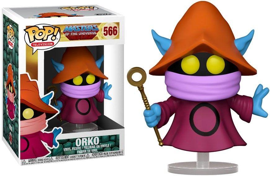 Orko Master of The Universe - Funko Pop