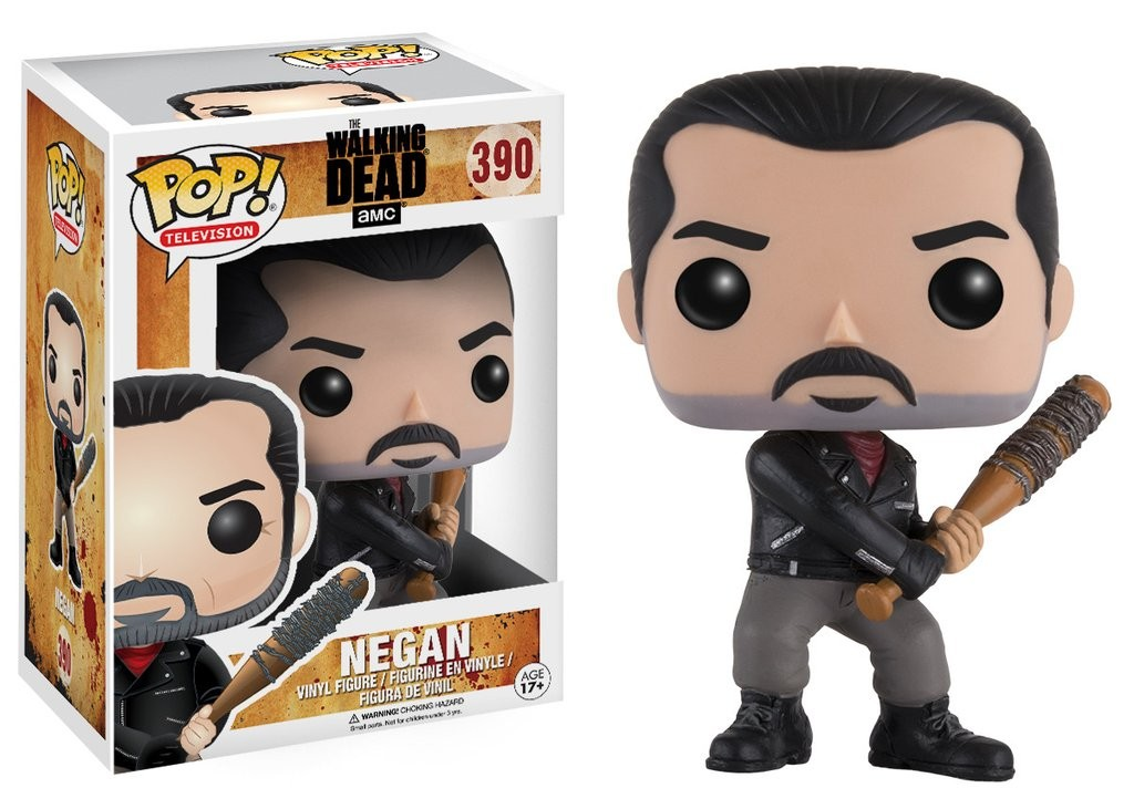Negan The Walking Dead - Funko Pop! TV