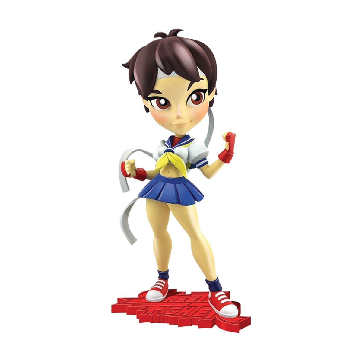Sakura Street Fighter Knockouts Series 1 Figure Cryptozoic