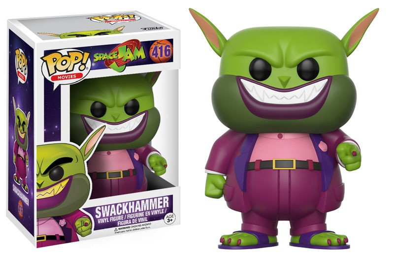 Space Jam - Swackhammer Funko Pop! Movies