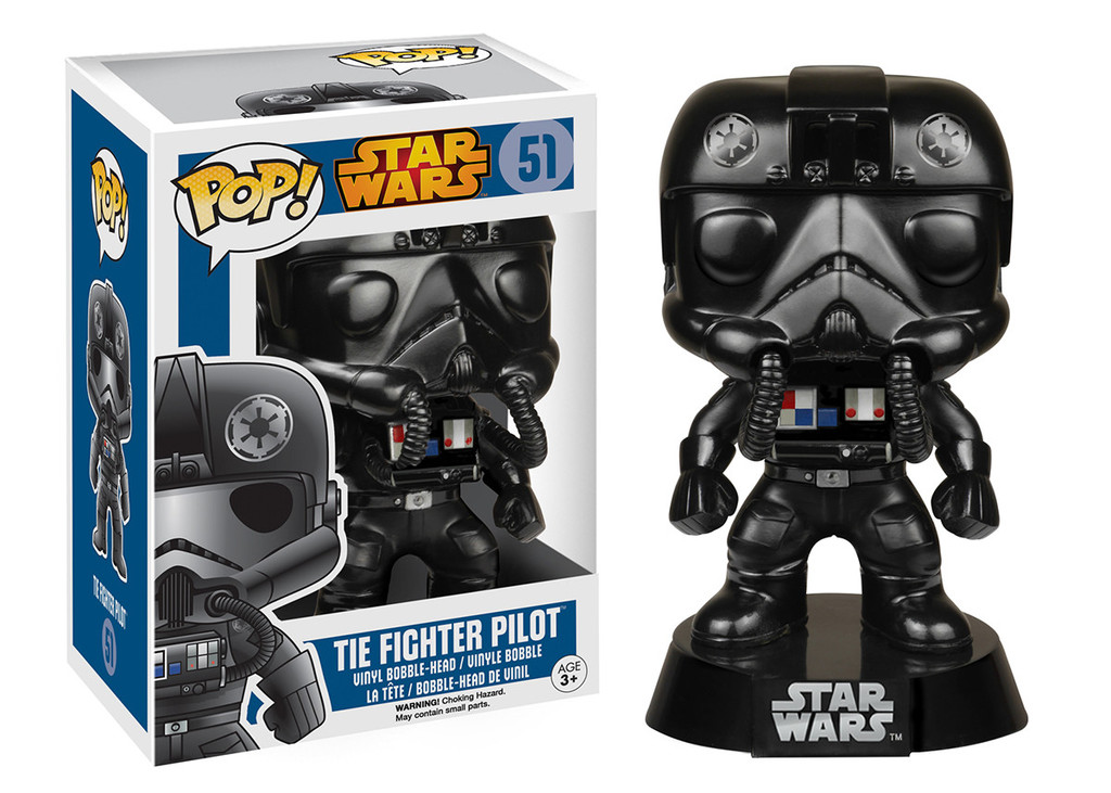 Star Wars: Tie Fighter Pilot Funko Pop!