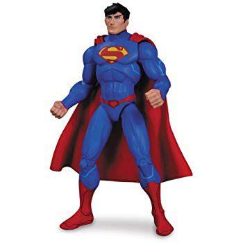 Superman / Super-Homem - Action Figure Dc: Justice League War