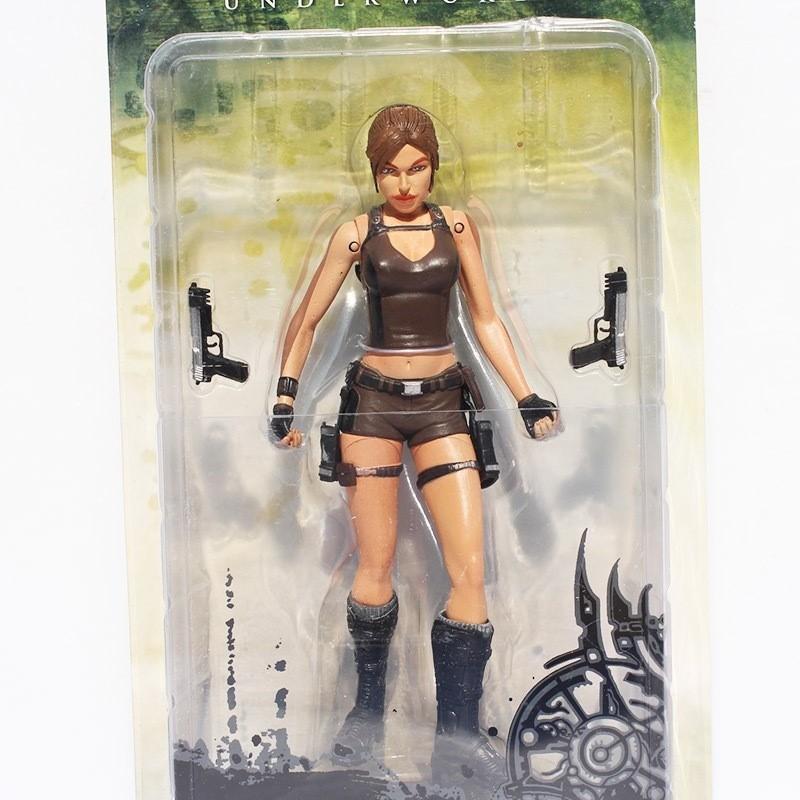 Tomb Raider Underworld Lara Croft Figura De Ação