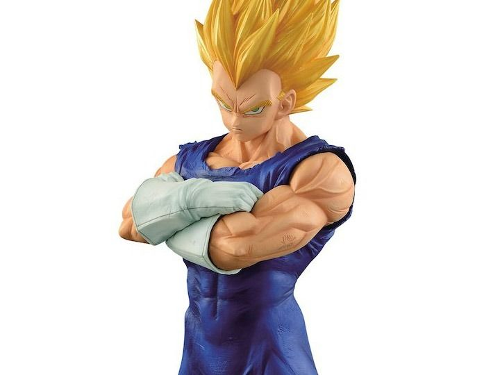 Vegeta - Resolution Of Soldier Dragon Ball Grandista