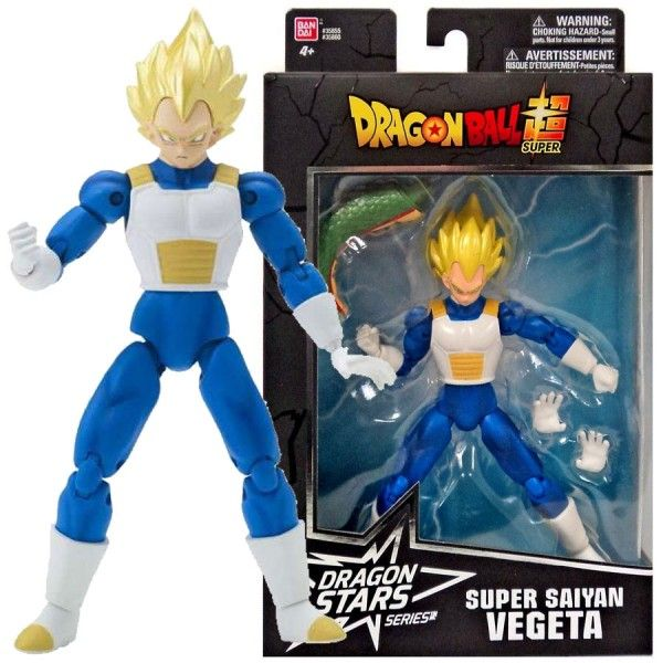 Vegeta Super Saiyajin Dragon Stars Series Dragon Ball Super Bandai