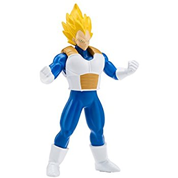 Vegeta Super Sayajin - Dragon Ball Super - Brinquedos Chocolate