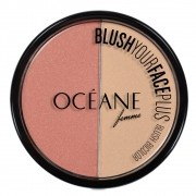 Blush Duo Your Face Plus Coral & Peach 9,3 g