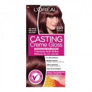 Coloração Creme 550 Acaju Casting Gloss   L'oréal Paris