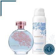Combo Floratta Blue: Deo Colônia + Antitranspirante Aerossol | O Boticário