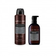 Combo Malbec Club: Desodorante Antitranspirante + Loção Desodorante Hidratante