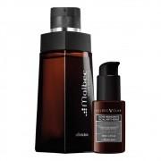 Combo Malbec Club Intenso: Desodorante Colônia + Creme Hidratante Facial