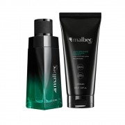 Combo Malbec Vert: Desodorante Colônia + Loção Hidratante Corporal