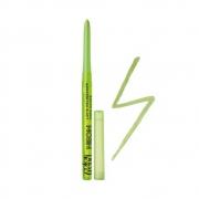 Delineador Retrátil Color Trend Verde 350 Mg