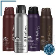 Desodorante Antitranspirante Aerossol | Malbec - 75 g