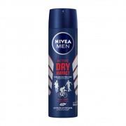Desodorante Antitranspirante Aerosol Nivea Men Active Dry Impact 150 Ml