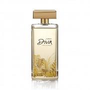 Diva Por Natureza Desodorante Colônia 100 Ml