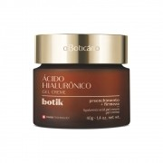 Gel Creme Facial Firmador Ácido Hialurônico Botik - 40 g | O Boticário