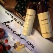 Presente Combo Portinari: Desodorante Aerossol + Espuma de Barbear + 3 Pano do Chef