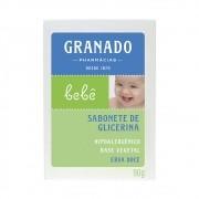 Sabonete Barra Bebê Granado Erva Doce 90 g