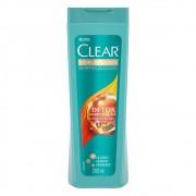 Shampoo Clear Anticaspa Detox Antipoluição 200 Ml