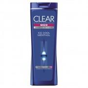 Shampoo Anticaspa Ice Cool Menthol - 200 Ml | Clear Men