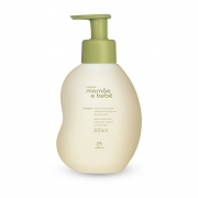 Shampoo Suave Mamãe e Bebê 200 Ml