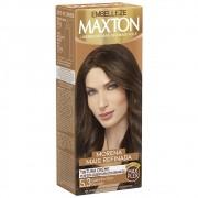 Tintura Creme 5.3 Castanho Claro Dourado MaxTon - Morena + Refinada 50 g
