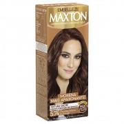Tintura Creme 5.74 Chocolate Intenso Acobreado MaxTon - Morena + Apaixonante 50 g