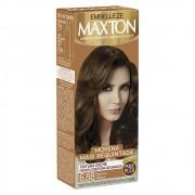 Tintura Creme 6.88 Marrom Tabaco MaxTon - Morena + Requintada - 50 g | Embelleze